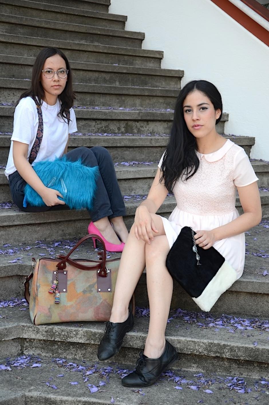 Sofía Callejas y Ana González son las diseñadoras detrás de Médium. (Foto: Selene Mejía/Soy502)