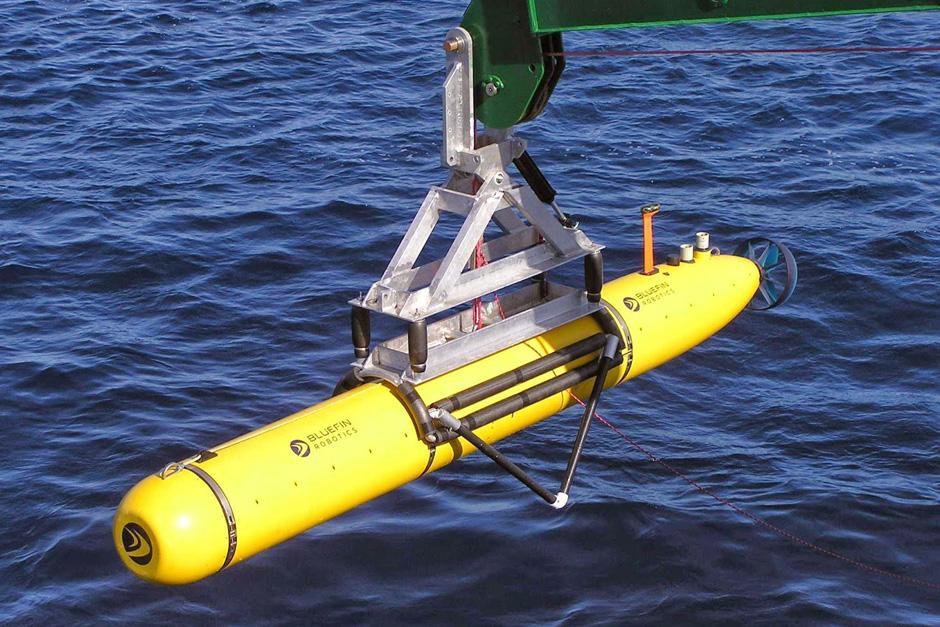 El submarino no tripulado tiene poco tiempo para encontrar los restos del avión, ya que las cajas negras están perdiendo su energía