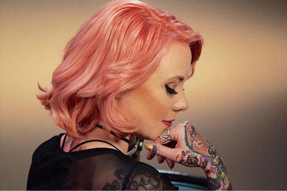 Los interesados en tatuarse con Megan ya pueden hacer sus citas por medio de un correo electrónico. (Foto: Facebook)