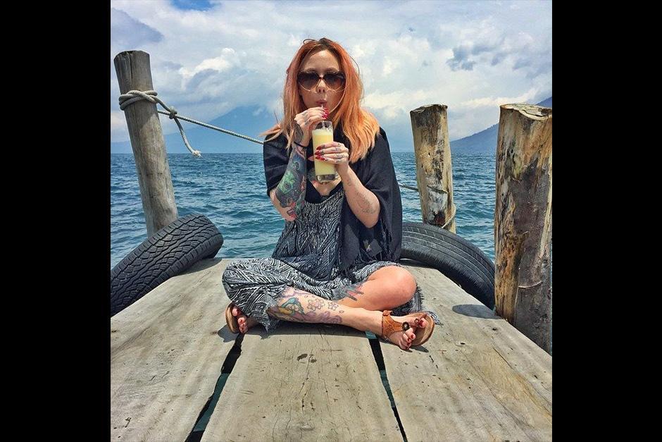 Megan es una tatuadora, modelo, DJ y celebridad de TV. (Foto: Facebook)