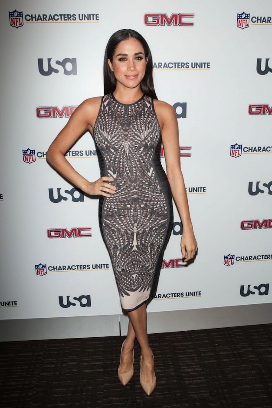 """Meghan participa en la serie """"Suits"""". (Foto: airG Buzz)"""