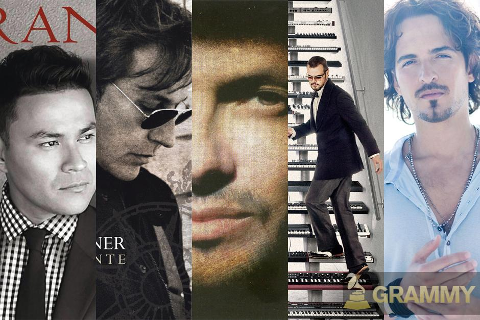 """Y los nominados a mejor álbum pop latino son:""""Faith, Hope y Amor"""" - Frankie J,""""Viajero Frecuente"""" - Ricardo Montaner,""""Vida"""" - Draco Rosa,""""Syntek"""" - Aleks Syntek y""""Historias"""" - Tommy Torres."""