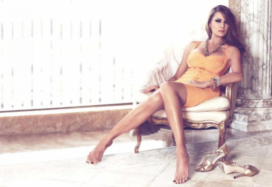 En muchas revistas las fotos de Melania fueron un éxito. (Foto: Melania Trump)
