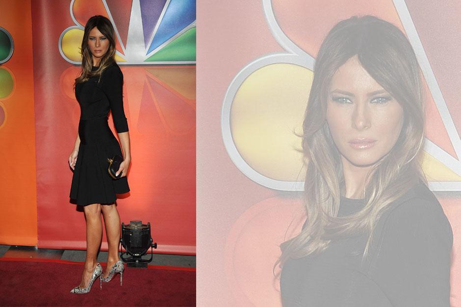La modelo confesó en Entertainment Tonight que el multimillonario era un tipo lleno de detalles.