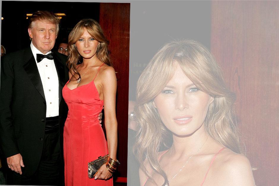 La esposa de Donald Trump también es conocida porque ocupa su tiempo realizando obras sociales.