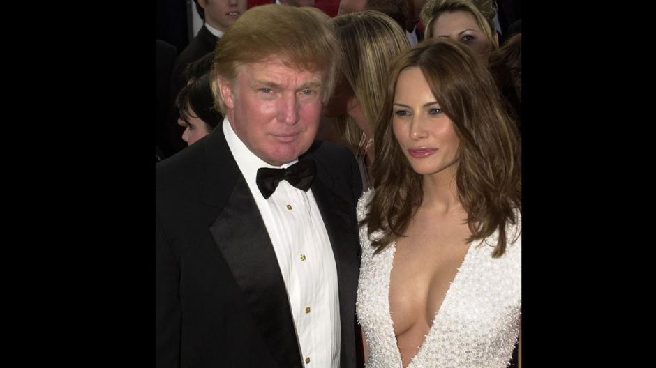 Melania es la tercera esposa de Donald Trump. (Foto: thewee.co.uk)