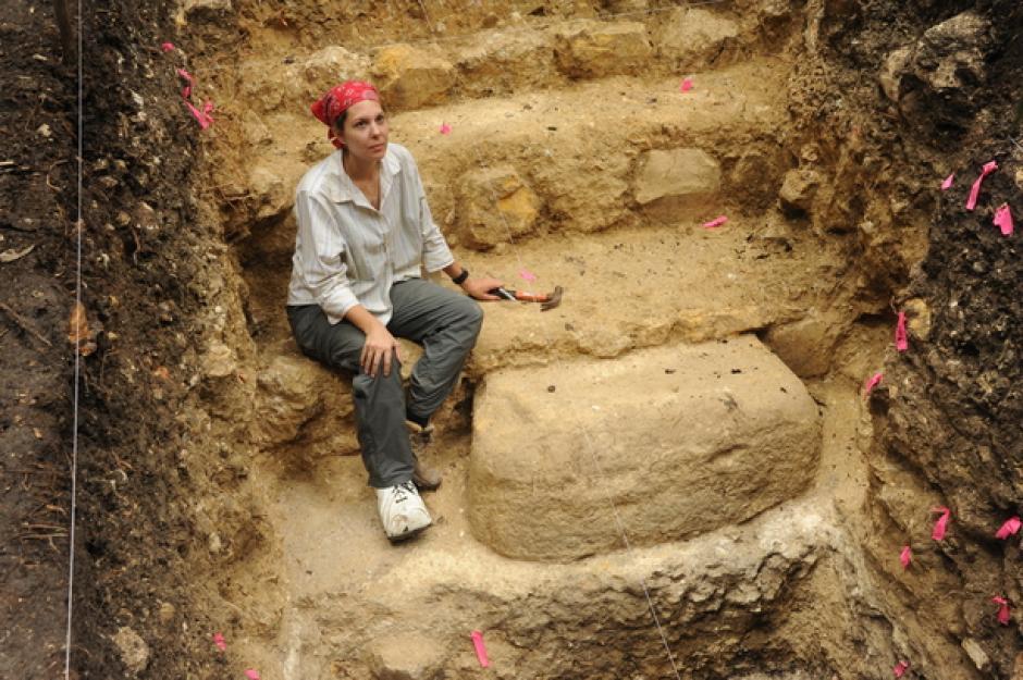 Los datos serán de gran aporte a la arqueología. (Foto: Takeshi Imonata)