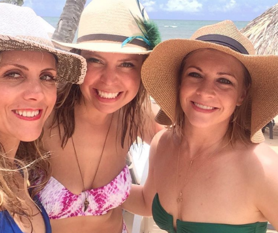 Melissa se alejó de las pantallas para dedicarse a su familia. (Foto: Instagram/Melissa Joan Hart)