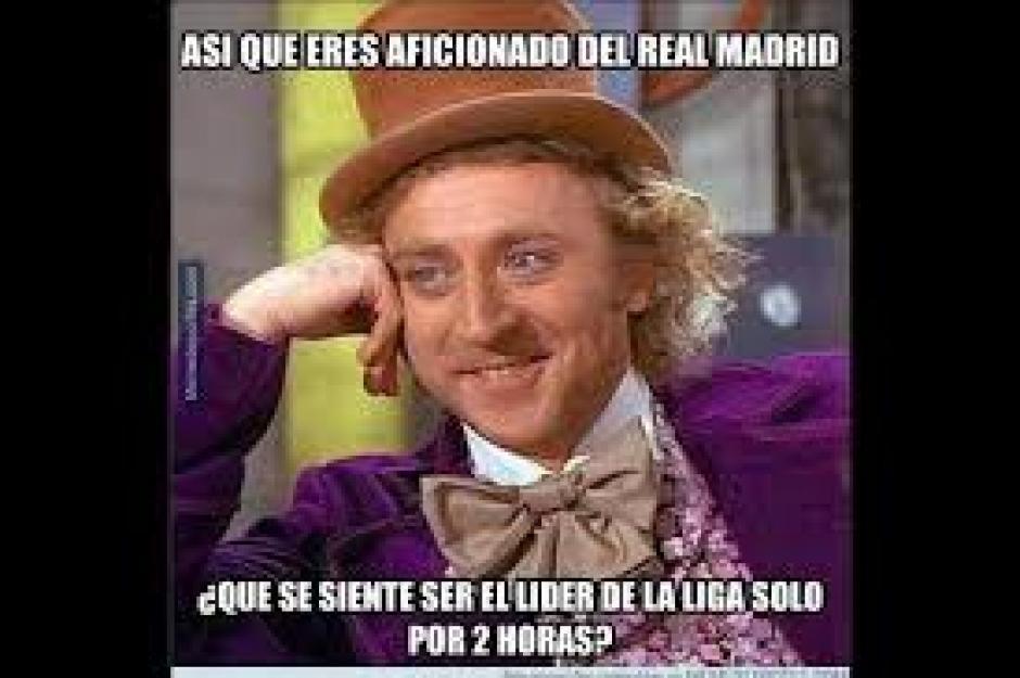 El Real Madrid fue atacado por los usuarios de redes sociales. (Foto: Twitter)
