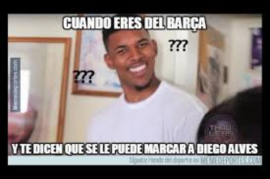 Los memes se burlan de la mala racha del Barcelona. (Foto: la10.pe)
