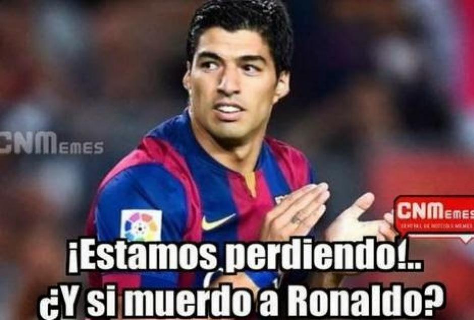 Aunque Luis Suárez compite por ser el máximo goleador, el desempeño del equipo no ha sido el esperado. (Foto: la10.pe)