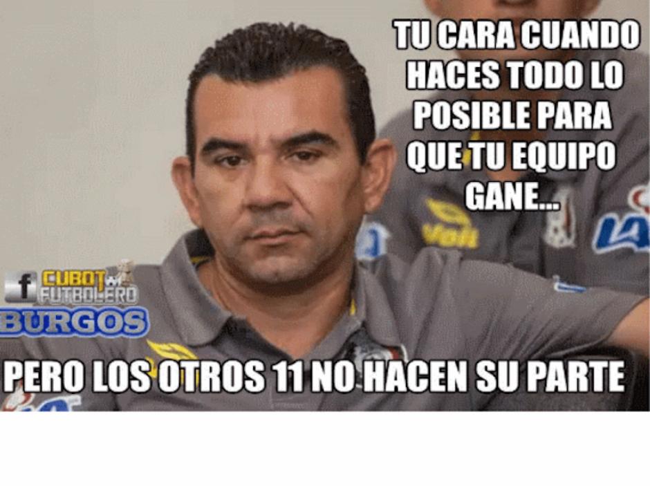 El árbitro Paul Delgadillo también fue protagonista de los memes. (Foto: Sopitas)