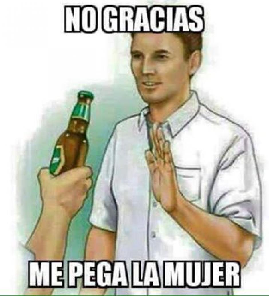 Los memes se burlan de quienes ya no toman por motivos familiares. (Foto: Don Limón/Facebook)