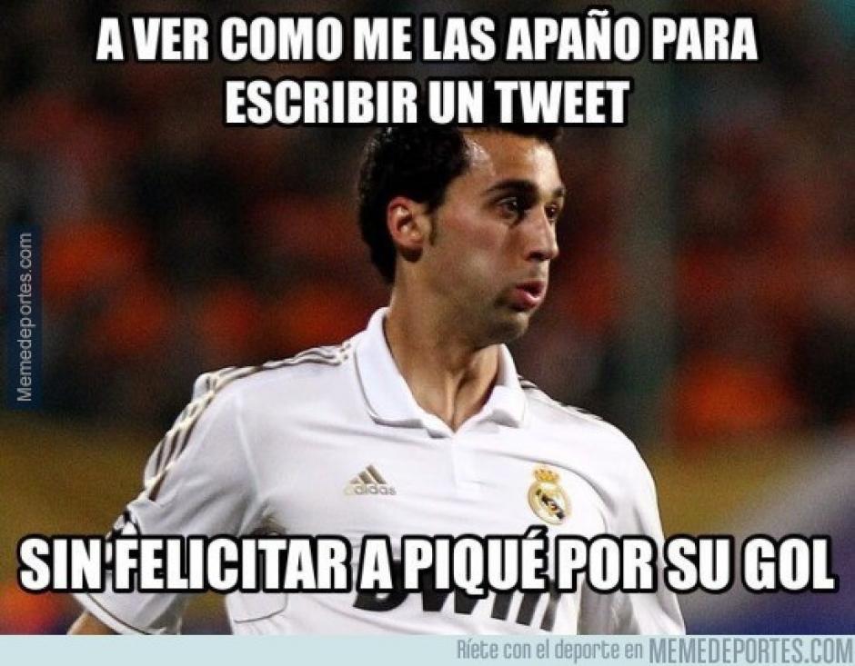 Álvaro Arbeloa ha criticado a Piqué recientemente. (Foto: memedeportes.com)