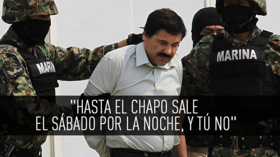 La hilaridad se burla del sistema de justicia mexicano.
