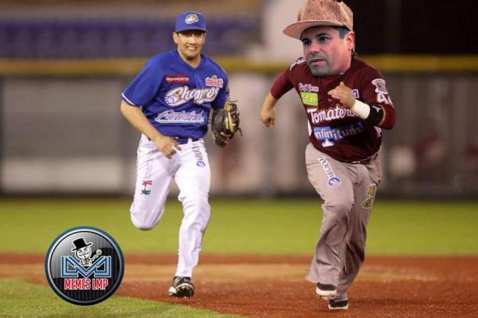 """De una u otra manera, """"el Chapo"""" se hubiera """"escapado"""", hasta jugando béisbol."""