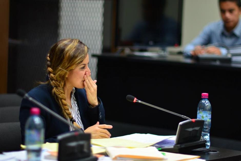 Claudia Méndez fue intentende de aduanas en el gobierno de Otto Pérez Molina y Roxana Baldetti. (Foto: Jesús Alfonso/Soy502)