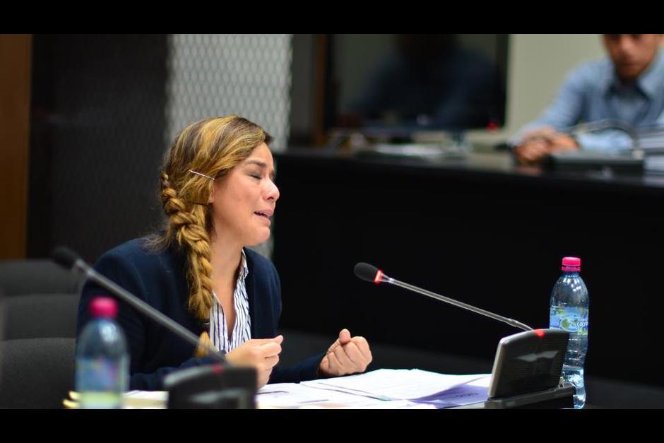"""Claudia Méndez, la exintedente de Aduanas, permanece en prisión, en espera de la audiencia de etapa intermedia, según la declaración de """"Eco"""" también recibió sobornos. (Foto: Archivo/Soy502)"""