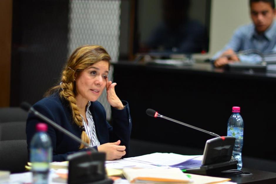 Por el mismo caso hay 29 personas señaladas, incluidos Pérez Molina y Baldetti, a quienes el MP y la CICIG señalan como los presuntos líderes de la Línea. (Foto: Jesús Alfonso/Soy502)