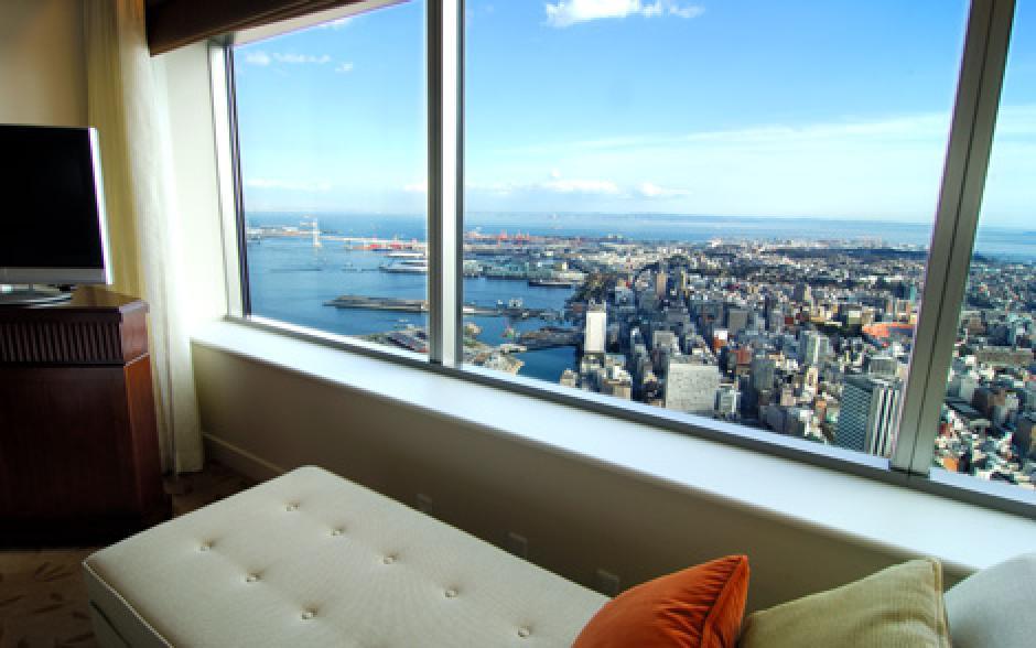 El hotel es una de las torres más altas de Japón. (Foto: Yokohama Royal Park)