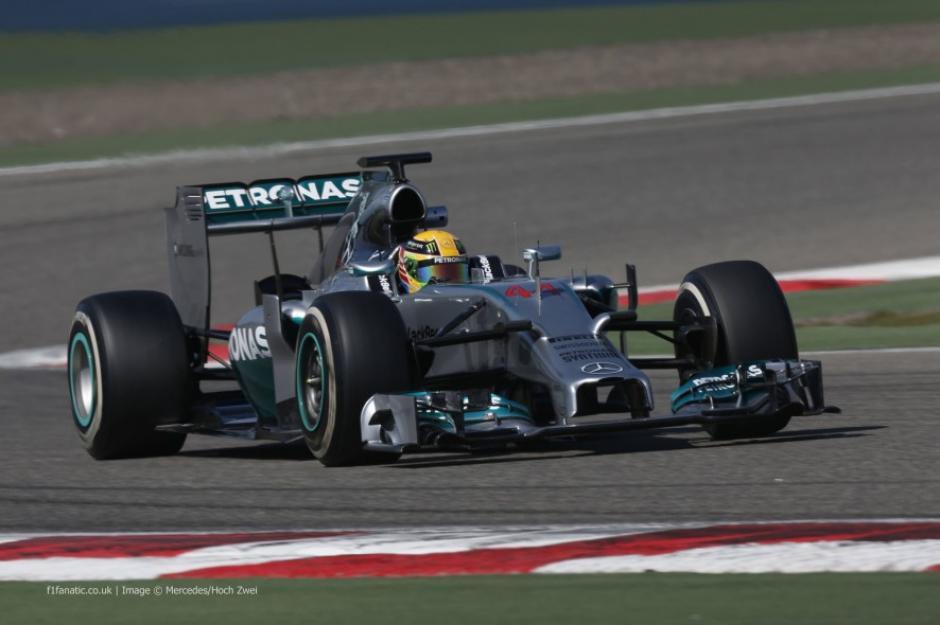 Lewis Hamilton, Mercedes, F1