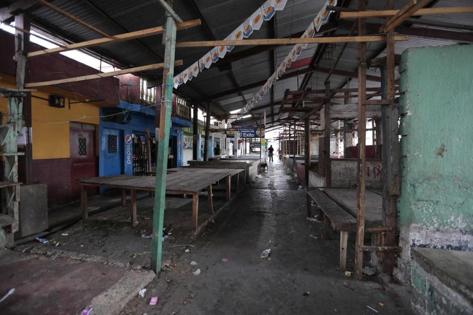 Los comerciantes reabrieron los locales pero permanece el temor ante hechos delictivos. (Foto: Manuel Castillo/Nuestro Diario)
