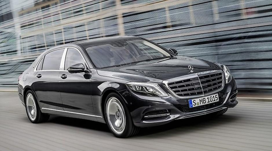 Mercedes Maybach es un carro alemán que cuenta con 530 caballos de potencia. (Foto: Mercedes-Maybach)