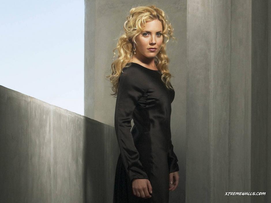 Mercedes Mcnab ha trabajado en otras series de televisión en la actualidad. (Foto: Twitter)
