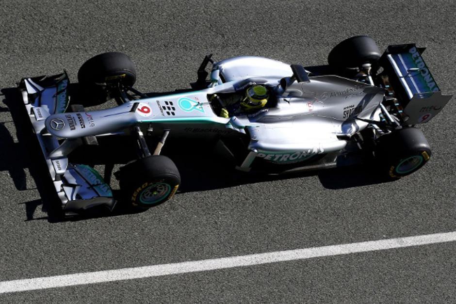 El W05 de Mercedes será presentado el 28 de enero en Jerez, España. Durante el 2013 esta escudería utilizó el W04