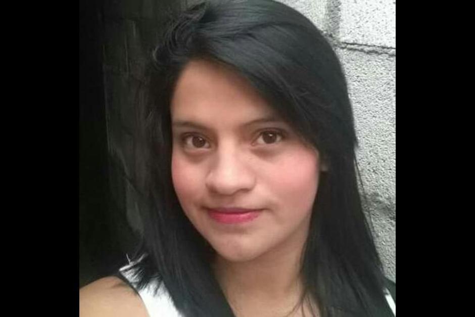 El cuerpo de Merly Lisbeth Constanza Benito apareció el jueves 25 en un terreno donde su esposo Josué Arévalo la enterró de manera clandestina. (Foto: Facebook)