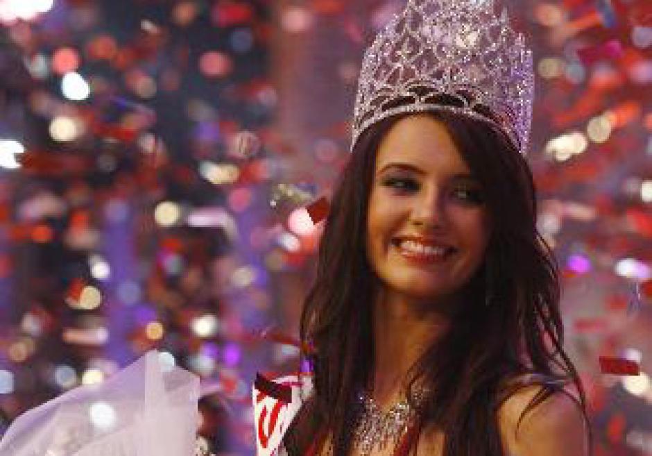 Cuando fue coronada en 2006 nunca imaginó que 10 años después podría ir a la cárcel. (Foto: Telegraph)