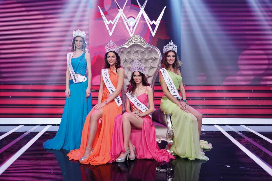 Miss Turquía 2006 está en problemas con la ley de su país. (Foto: Telegraph)