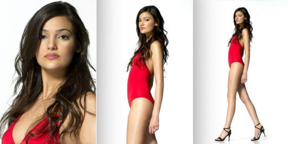 Merve Büyüksaraç se dedicó al modelaje tras ser Miss Turquía 2006. (Foto: Telegraph)
