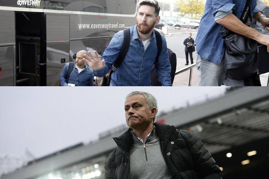 Messi y compañía se reencontrarán a Mou. (Foto: AFP/FCB)