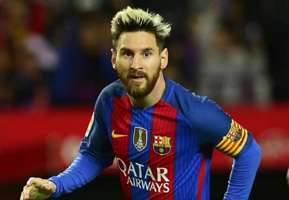 El astro argentino del Barcelona, Lionel Messi, gana 22.9 millones de dólares por temporada. (Foto: Goal.com)