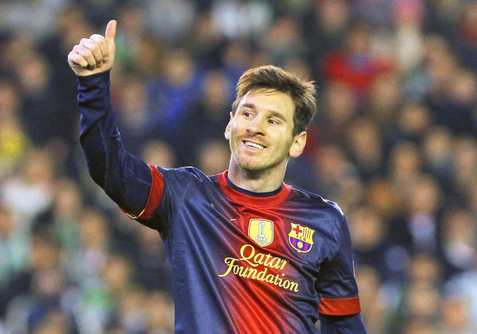 Messi está de nuevo convocado como candidato para el Balón de Oro 2015. (Foto: TyC Sports)
