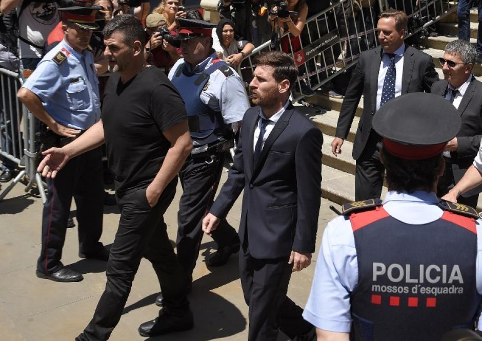 La prensa internacional le da cobertura a este caso. (Foto: AFP)