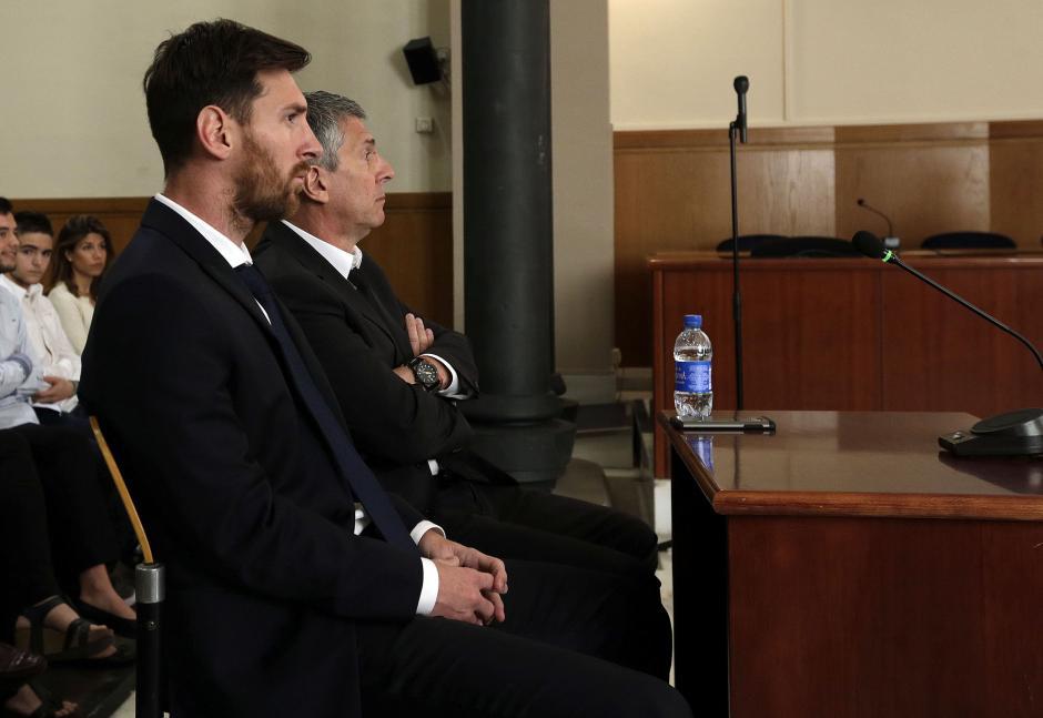 Messi actualmente está en proceso de investigación por evasión fiscal. (Foto: Agencias)