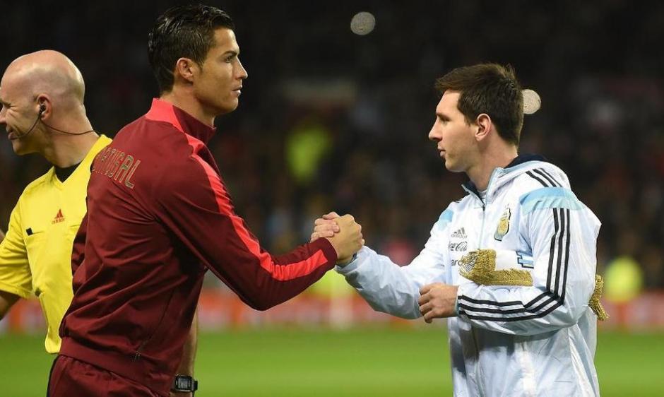 Además de la Liga Europea, Messi y Cristiano se han enfrentado con sus respectivas selecciones. (Foto: elnuevodiario.com.ni)