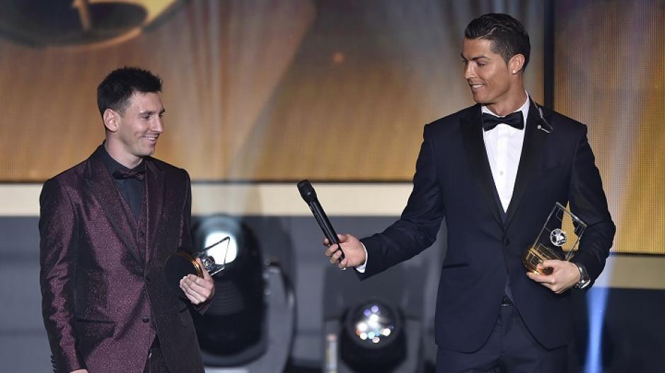 Cristiano Ronaldo y Messi han compartido distintos escenarios. (Foto: ligafutbol.net)