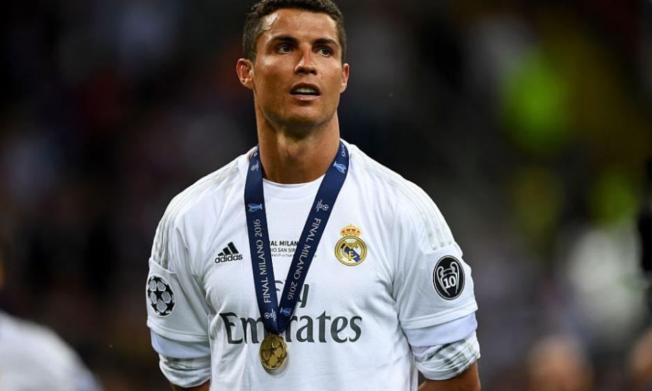 El portugués Cristiano Ronaldo milita con el Real Madrid. (Foto: thebiglead.com)