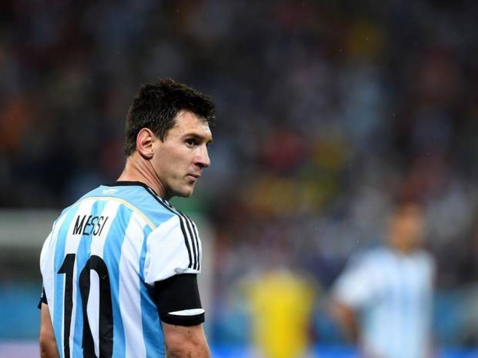 Messi está en duda para la Copa América. (Foto: Agencias)