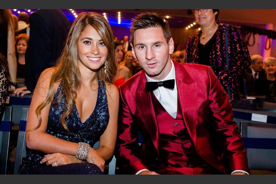 Messi y Antonella se conocieron cuando ambos tenían apenas 8 años. (Imagen: captura de YouTube)