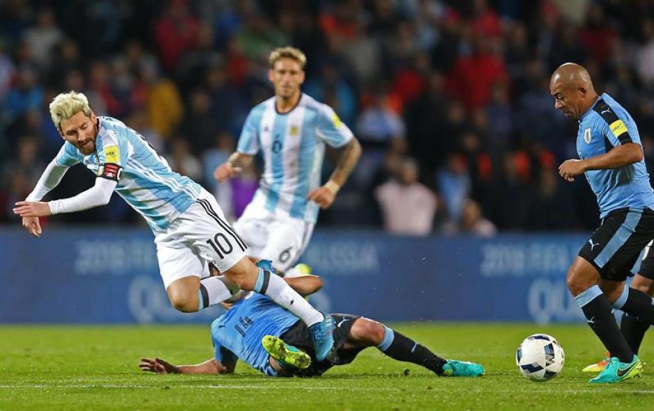 "El ""10"" del Barcelona espera reivindicarse en Rusia 2018. (Foto: EFE)"