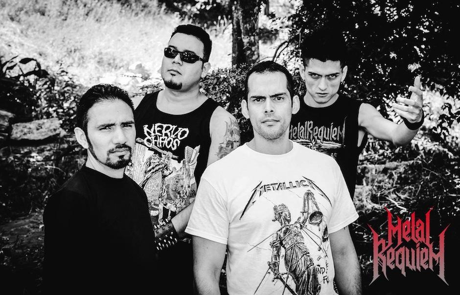 """El grupo también promueve """"TEN"""", su reciente material discográfico. (Foto: Metal Requiem)"""