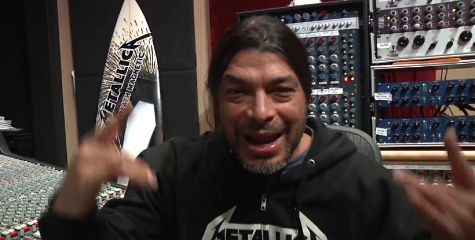 Robert Trujillo, bajista de Metallica envía un saludo a los guatemaltecos. (Foto: Facebook)