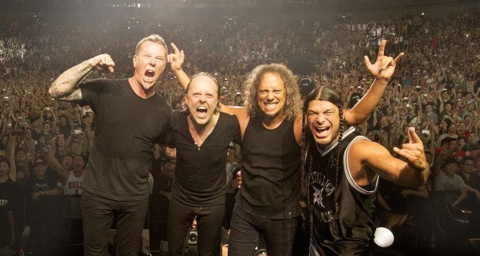 Metallica habla con los guatemaltecos previo a su concierto en el país. (Foto: concierto.cl)