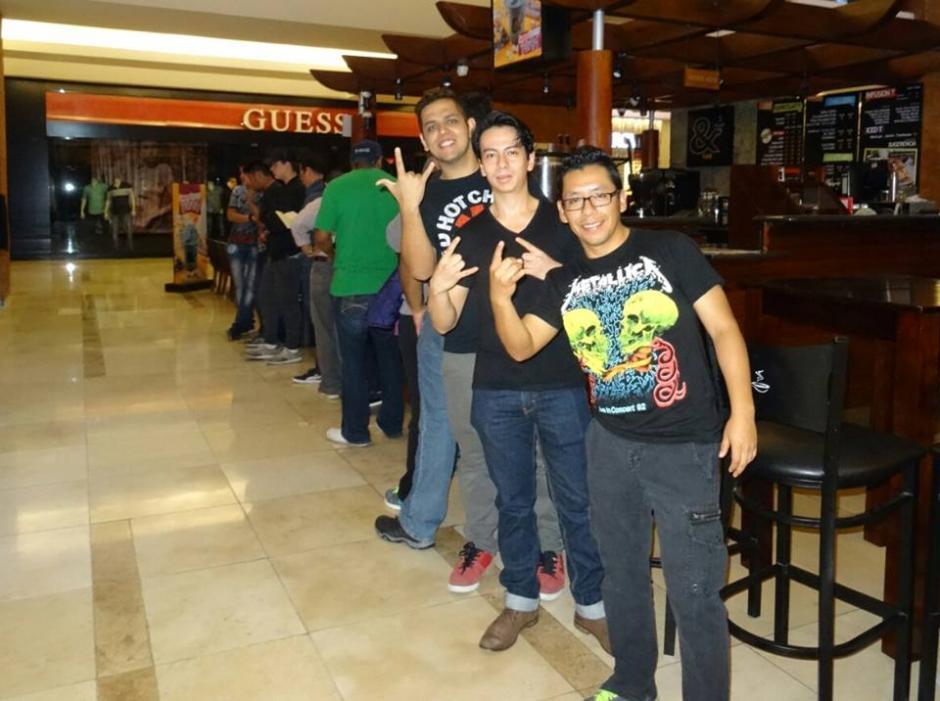 Esta será la segunda ocasión en que Metallica ofrezca un concierto en Guatemala. (Foto: Facebook/Metallica in Guatemala City)