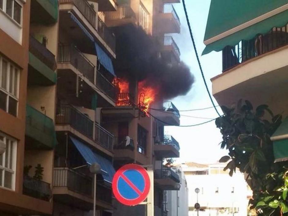 Al lugar se han desplazado técnicos para determinar la verdadera causa de la explosión. (Foto: Twitter, @metesohtaoglu)
