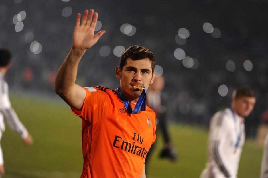 Casillas dejará el fútbol español para ir al portugués